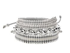Wear your Links of London Friendship Bracelets stacked for maximum effect! Available at London Jewelers in Glen Cove. Call (516) 671-3154 for more information!