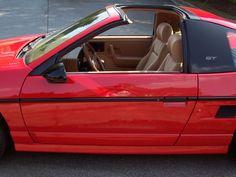 My Dream Car, Dream Cars, Pontiac Fiero Gt, Red Interiors, Kit Cars, Cloud 9, Trucks, Style, Autos