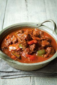 The Hairy Dieters' beef goulash recipe