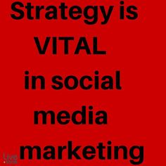 If there is no strategy you are firing from the hip not aiming. #socialmedia needs a strategy a good one too! #marketing #marketingtips #marketingadvice #smm #socialmedia #socialmediamarketing #socialmediatip #marketingtips #marketingtips #business #content #contentmarketing #b2b #quote #quotes #quoteoftheday #socialmedialife #socialmediamanager #socialmediamarketing #socialmediamanagement #marketinglife #marketer #digitalmarketing #life #business #b2b #work #socialmedialife