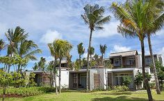 Long Beach, in Mauritius, is a family-friendly hotel offering chic interiors, a range of activities and a great choice of restaurants on a long stretch of sandy beach.