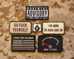 It's a deal, it's a steal - what you see is what you get. Pvc Patches, Cool Patches, Outdoor Party Outfits, Outdoor Activities For Adults, Disney Pins Sets, Paintball Gear, Party Outfits For Women, Birthday Party Outfits, Morale Patch