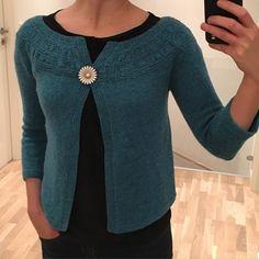 #tealeavescardigan her strikket op af @projecthandmade