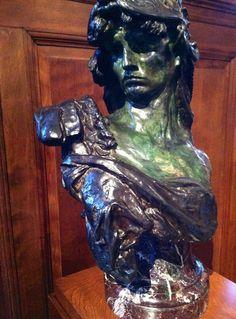 It's time for some Philadelphia Soul. Modern Sculpture, Sculpture Art, Rodin Artist, Carpeaux, Rodin Museum, Camille Claudel, Auguste Rodin, French Art, Mistress