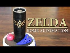 Zelda Ocarina Controlled Home Automation - This guy can control his house by playing songs from OoT on an ocarina!