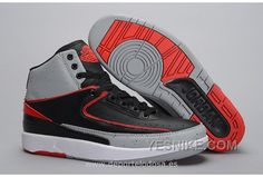 check out 254df 205ca Buy Lastest Air Jordan 2 (II) Retro Black Infrared Platinum-White For Sale  from Reliable Lastest Air Jordan 2 (II) Retro Black Infrared Platinum-White  For ...