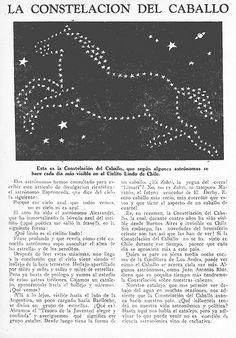 La Constelación del  Caballo en 1937, número 233