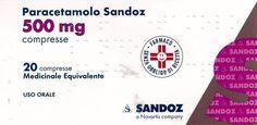 Paracetamolo: anche Sandoz con ritiro cautelativo volontario