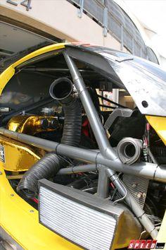 Car Feature>> Chevrolet Corvette C6.r - Speedhunters