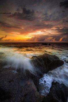 Buffalo Rock Part 2, Melasti beach at Bali, by Aloysius M Moeljadi, on 500px.