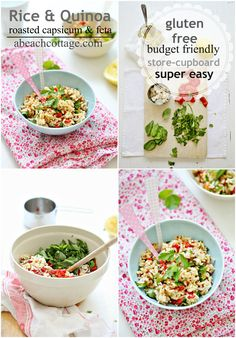 Quinoa Salad | Queen of Quinoa | Gluten-free + Quinoa Recipes | Quinoa ...