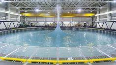 Spectacular wave tank opens in Edinburgh
