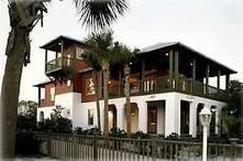 House vacation rental in Rosemary Beacho