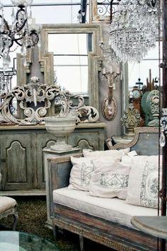 Antique Store Online ~ Belle Brocante Antiques