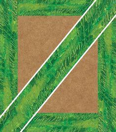 Carson Dellosa Grass Big Borders 8 Pcs Gr Pk-5