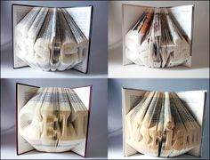 FOLDINGBOOKART  elartedeowl.blogspot.com elartedeowl.tumblr.com  #foldingbookart #foldingbookart #librosplegados #librosartísticos #plegadodelibros #librosplisados #arteconlibros #recycled #recycledart #bookfolding #reciclado #artereciclado #handmade #hechoamano #decoracion #decoration #diseño #design #ecodesign #ecodiseño #ecomania #elartedeowl #upcycle