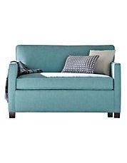 Daria Single Sofa Bed with 7'' Serta Mattress http://www.thebay.com/webapp/wcs/stores/servlet/en/thebay/brands/living/daria-single-sofa-bed-with-7-serta-mattress