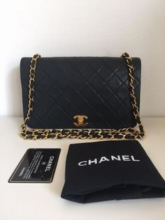 671f1686d55a Chanel Vintage Classic