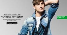 More looks and ideas Man – Yearning for Denim