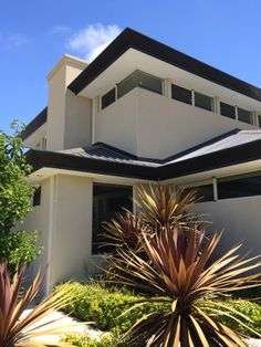 Great corner design addressing the secondary street Display Homes, Corner Designs, Perth, Exterior Design, Vines, Street, Home Exterior Design, Arbors, Walkway