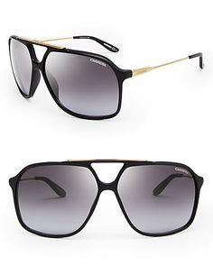 Carrera Aviator Sunglasses | Bloomingdale's