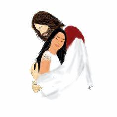 Jesus ❤@artsbyerica
