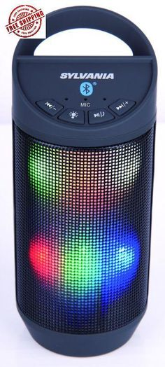 Portable Speakers Wireless Bluetooth Car Speaker Cube Colorful Led Voice Prompt 3d Surround Stereo Subwoofer Audio Radio Card Plug-in Type Speaker Discounts Price Speakers