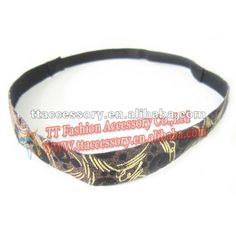 Wholesale 2013 Fashion Girl Pigtail Softball Glitter Hairband Headband for Sports Hair Accessory 1.best price and quantity
