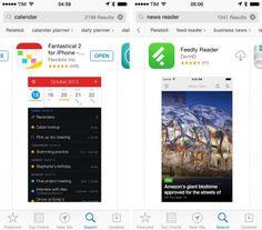 Apple 正在測試 App Store 搜尋建議功能