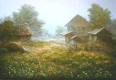 красота русского пейзажа – 03