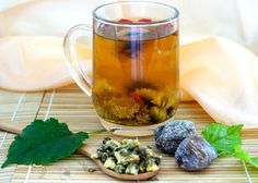 Mulberry Chrysanthemum Tea