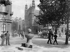 King's Road from Sloane Square, 1905