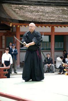 Ken Maneker sensei - Muso Jikiden Eishin-ryu