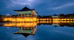 Onde Ficar em Gyeongju na Coréia do Sul #viagem #viajar