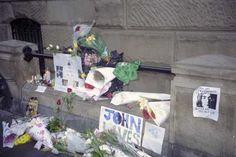 John Lennon Grave | John Lennon grave