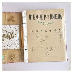December Daily part one by annikw at @studio_calico