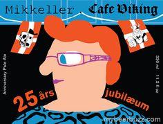 Mikkeller - Café Viking Anniversary Pale Ale