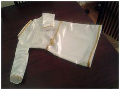 Disfraz de ángel niño 2 años