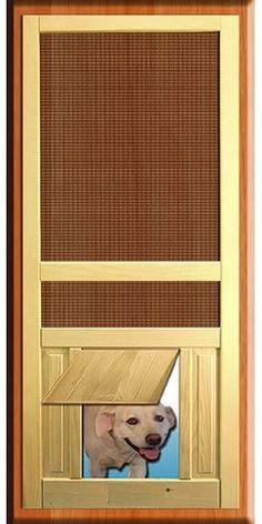 Wooden Screen Door An Vintage Screen Doors And Screens
