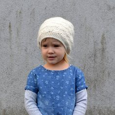 Lacy Alpaca Winter Hat for Baby / Toddler Gril in by acrazysheep Cold Weather Outfits, Baby Hats, Off White, Winter Hats, Colours, Trending Outfits, Handmade Gifts, Etsy, Clothes