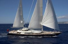 The Luna Sailing Yacht is a superb creation by Perini Navi. Boasting 52 meters in overall length, offers 5 well designed cabin accommodation for up to 10 unique guests. The spacious saloon offers plenty of natural light just [...]
