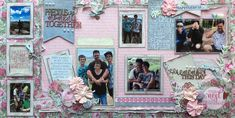 Celebr8 Forever Family Scrapbooking Layouts, Projects To Try, Card Making, Gallery Wall, Sketches, Cards, Painting, Collections, Craft Ideas