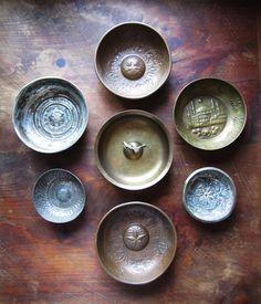 turkish bathroom-hamam bowls.