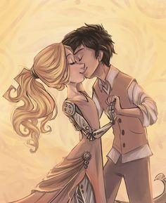 SharpArt • Characters from the book, Cinder.  Beautiful