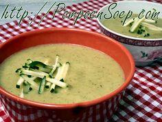 3 ingrediënten ♡ Snel én Lekker Courgettesoep Recept Zucchini Soup, Cheeseburger Chowder, Guacamole, Soup Recipes, Ethnic Recipes, Food, Breastfeeding, Meals