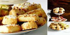 Luksus finskbrød - Amo Danish Christmas, Recipe Boards, French Toast, Goodies, Pumpkin, Sweets, Cheese, Slik, Snacks