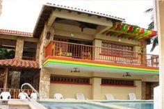 El Hotel Villa Melissa Coveñas cuenta con cómodos y amplios apartamentos y dotados con aire acondicionado, Internet, wi-fi televisión satelital....