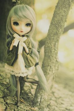 pullip doll - look and ambiance