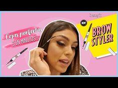 Ahora que tienes tiempo úsalo para aprender todos los trucos del maquillaje en la comodidad de tu casa y aprendiendo de las mejores gurús del maquillaje. Make Up, Youtube, Shopping, Home, Eyeline Makeup, Creative Eye Makeup, Eyeshadows, Beads, Step By Step