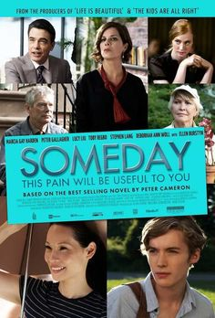Someday This Pain Will Be Useful to You 11x17 Movie Poster (2012)